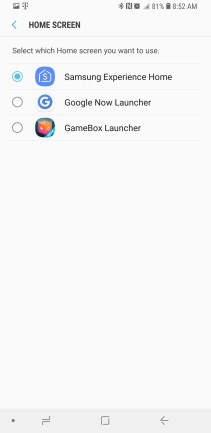 Select Launcher